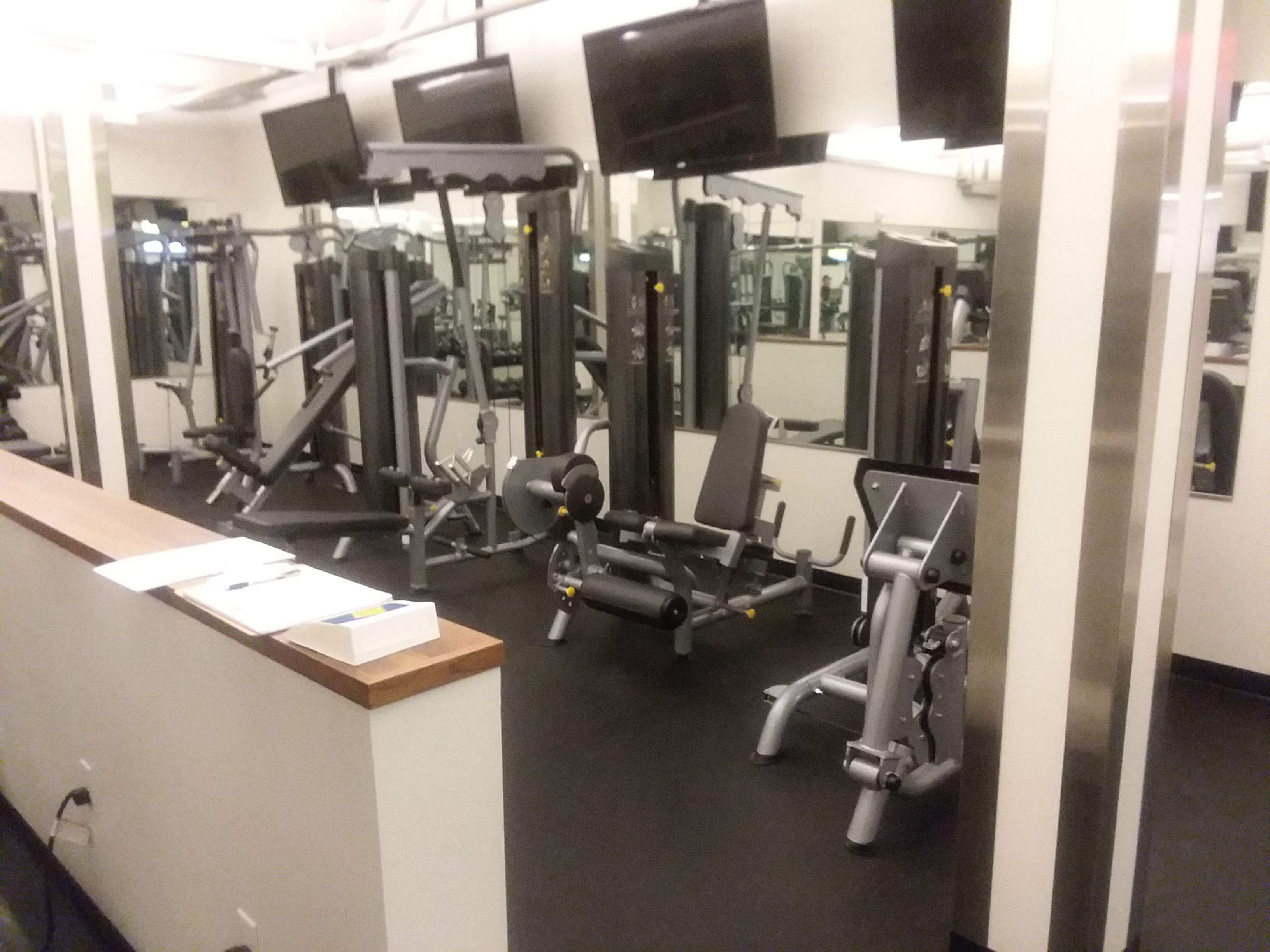 Fitness Equipment Installation at Ohio Cat - Broadview Heights, OH 44147