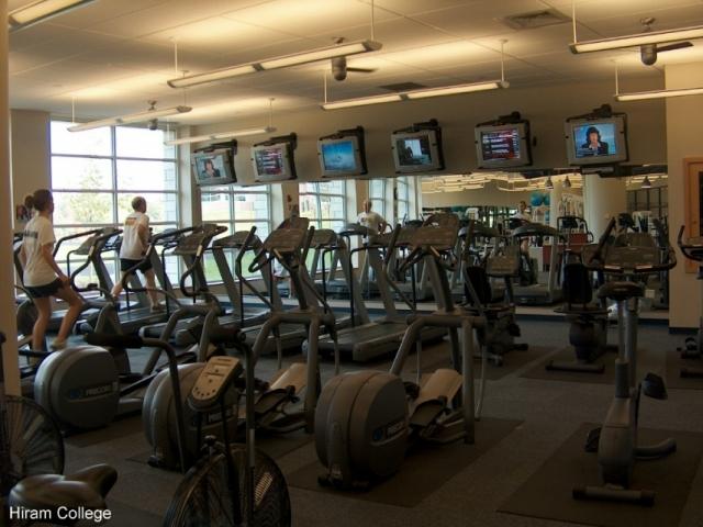 Academic College Fitness Facility at Hiram College - Hiram, OH 44234