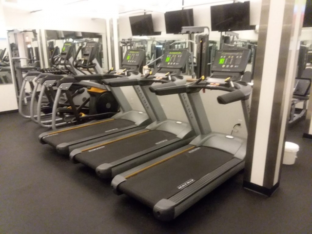 Corporate Fitness Equipment Installation at Ohio Cat - Broadview Heights, OH 44147