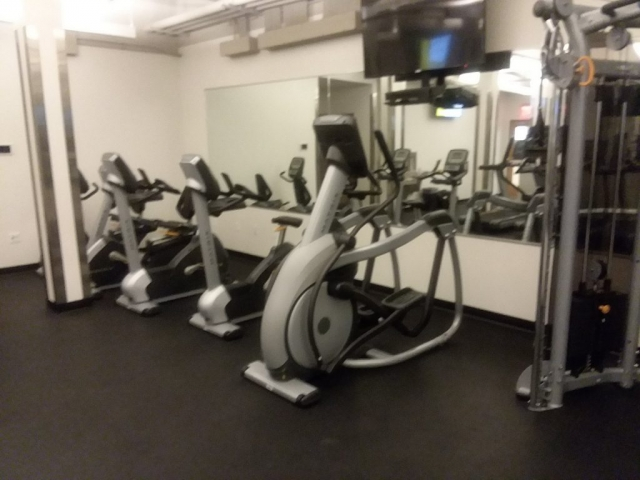 Fitness Equipment Installation at OE Connection - Richfield, OH 44286