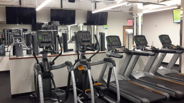 Residential Health Gym Installation