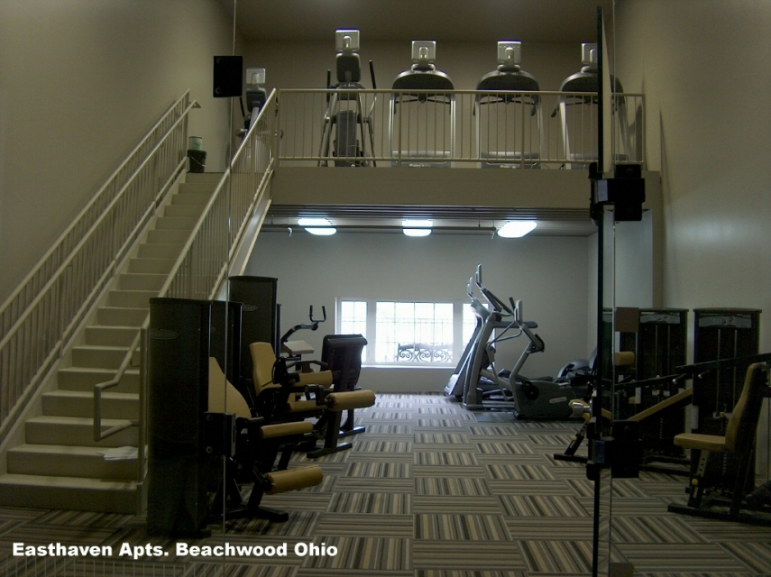 Multitenant Fitness Facility at East Haven Apartments - Beachwood, OH 44122