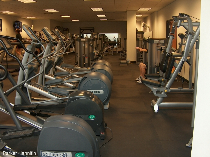 Corporate Fitness Facility at Parker Hannifin - Cleveland, OH